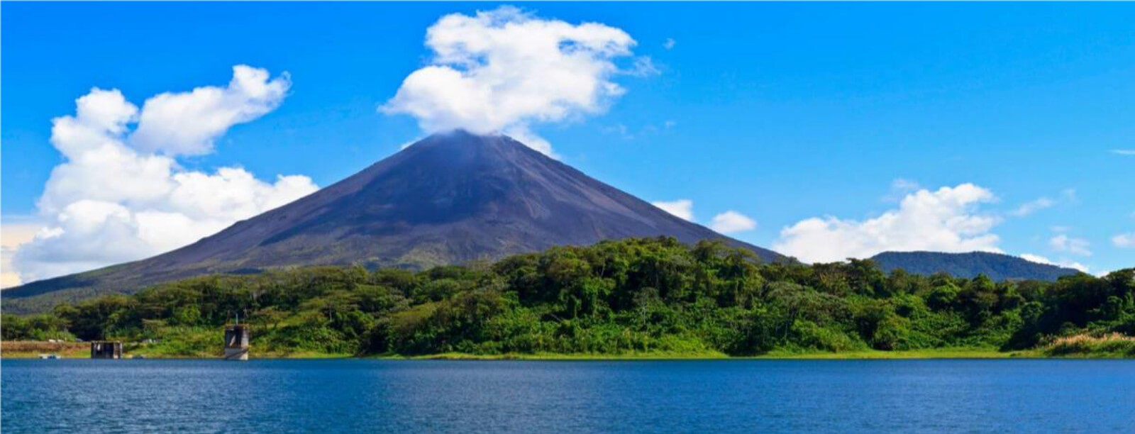 Gino Gonzalez and Arenal – One man and his volcano