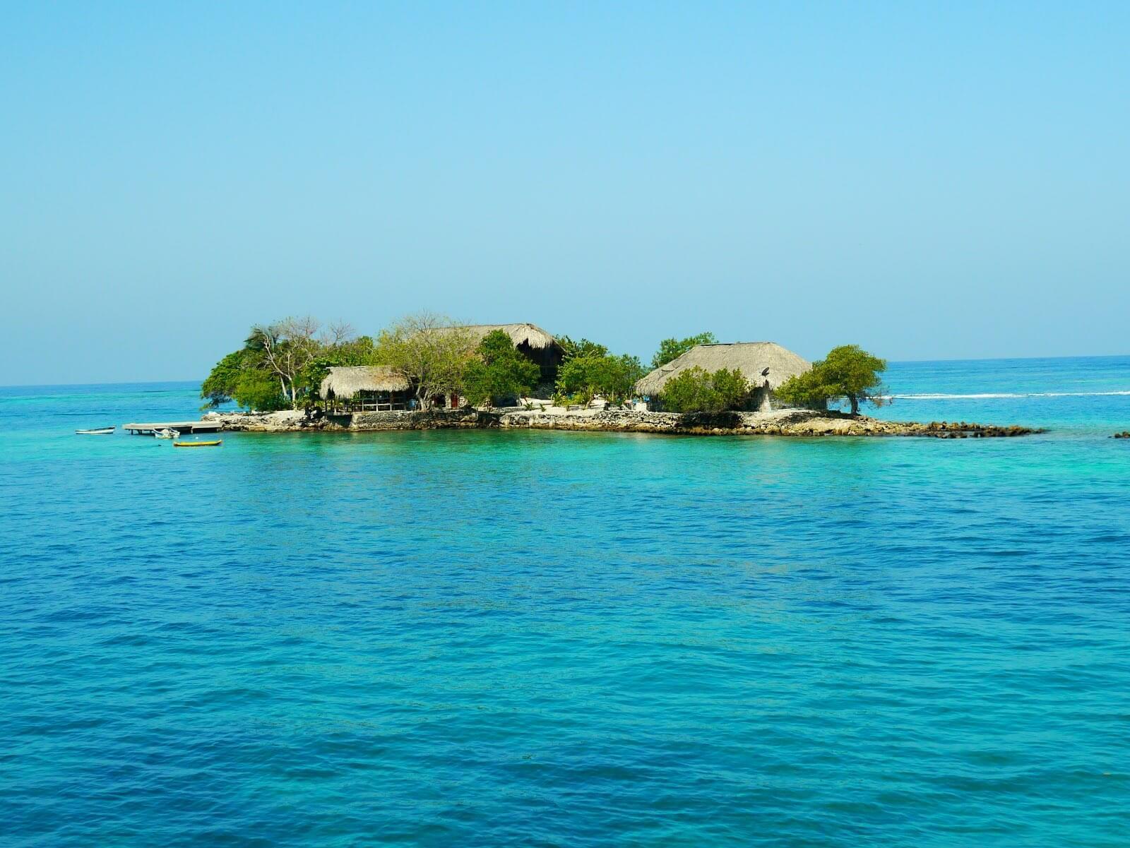 Rosario Islands underwater paradise