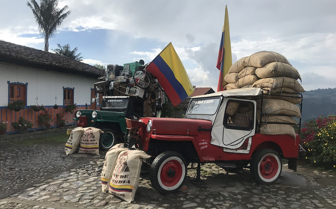 Colombia – reality over perception